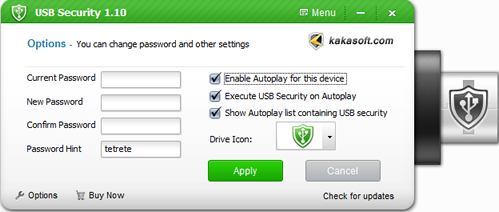 Autoplay USB Security